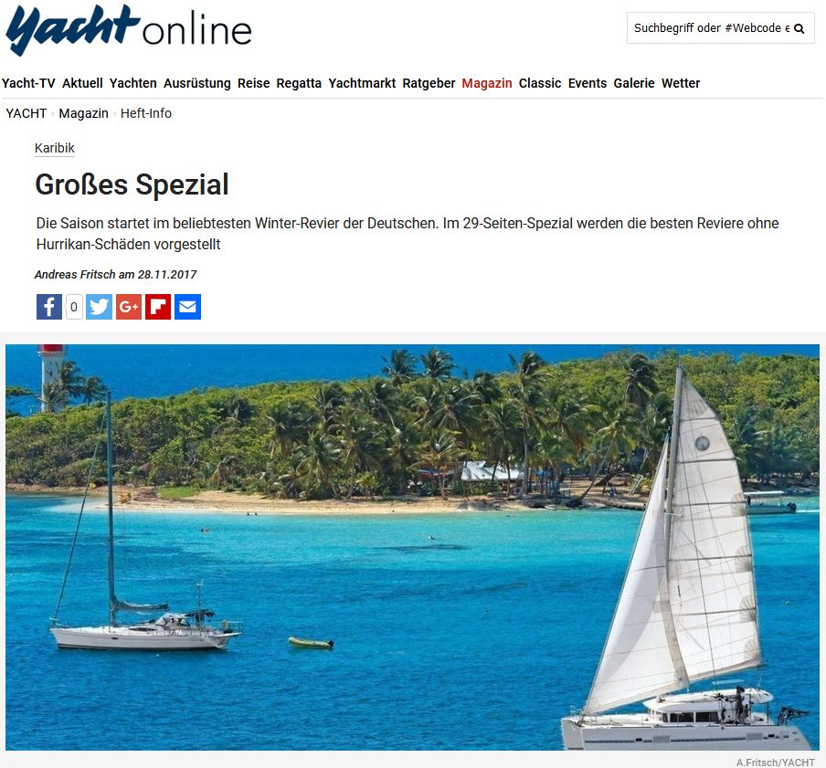 Yacht_Online_grosses_Karibik_Special_mit_Barone_Yachting_VPM_Lagoon_400_ab_Guadeloupe